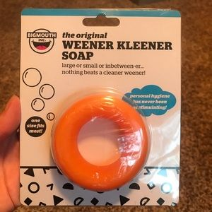 $3 for 2 or more. Nib soap, fun gag gift